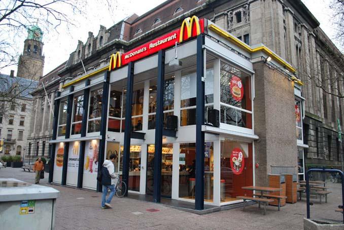Το πιο ξεχωριστό κατάστημα McDonald's βρίσκεται στο Ρότερνταμ (2)