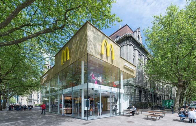 Το πιο ξεχωριστό κατάστημα McDonald's βρίσκεται στο Ρότερνταμ (3)
