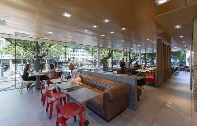 Το πιο ξεχωριστό κατάστημα McDonald's βρίσκεται στο Ρότερνταμ (5)
