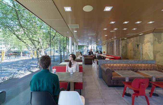 Το πιο ξεχωριστό κατάστημα McDonald's βρίσκεται στο Ρότερνταμ (6)