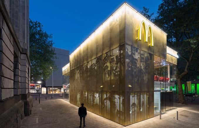 Το πιο ξεχωριστό κατάστημα McDonald's βρίσκεται στο Ρότερνταμ (9)
