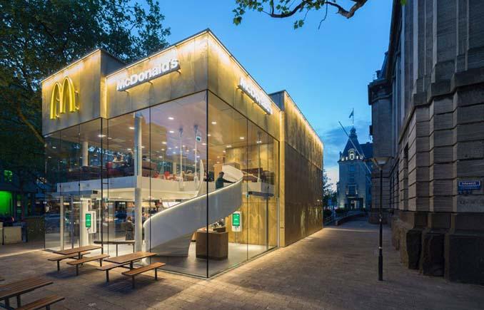 Το πιο ξεχωριστό κατάστημα McDonald's βρίσκεται στο Ρότερνταμ (11)