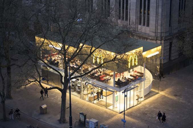 Το πιο ξεχωριστό κατάστημα McDonald's βρίσκεται στο Ρότερνταμ (12)