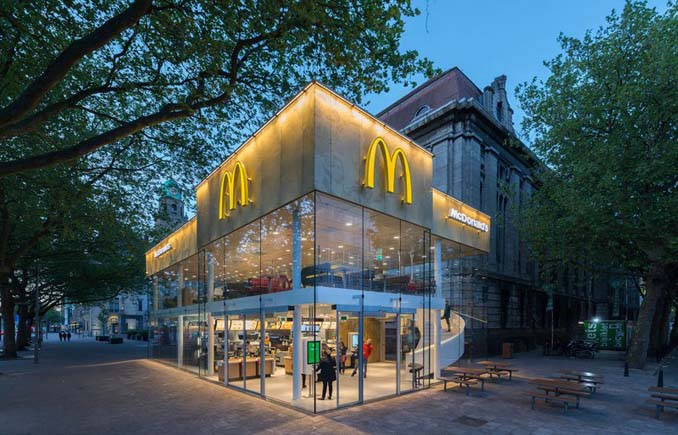 Το πιο ξεχωριστό κατάστημα McDonald's βρίσκεται στο Ρότερνταμ (13)
