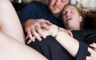 Ζευγάρι κατέγραψε τις εκπληκτικές πρώτες στιγμές... του νέου μέλους της οικογένειας! (1)
