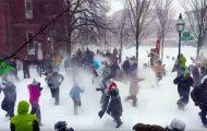 Απίστευτα χειμωνιάτικα στιγμιότυπα