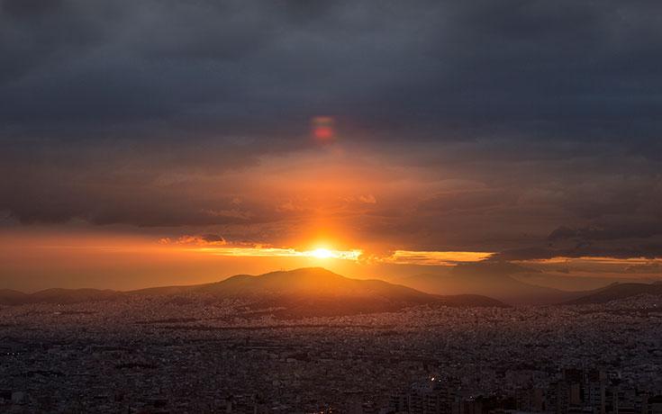 Η Αθήνα μέσα από ένα επικό 5λεπτο βίντεο
