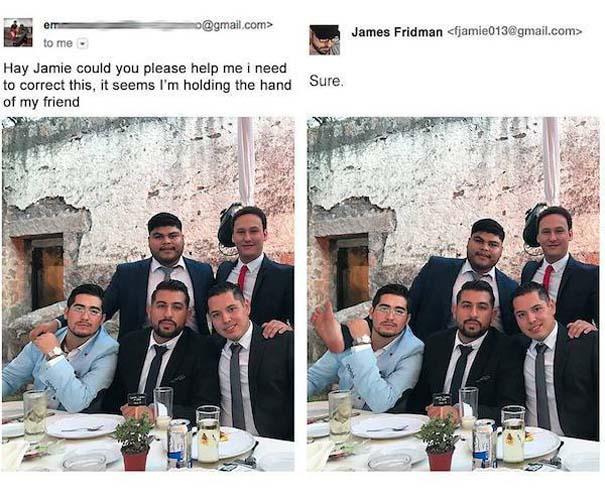 Αυτό συμβαίνει όταν ζητάς βοήθεια στο Photoshop από τον λάθος άνθρωπο #10 (10)