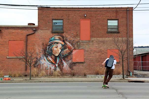 Εντυπωσιακά graffiti #43 (2)