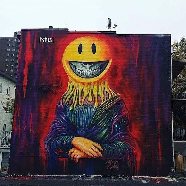 Εντυπωσιακά graffiti #43 (1)