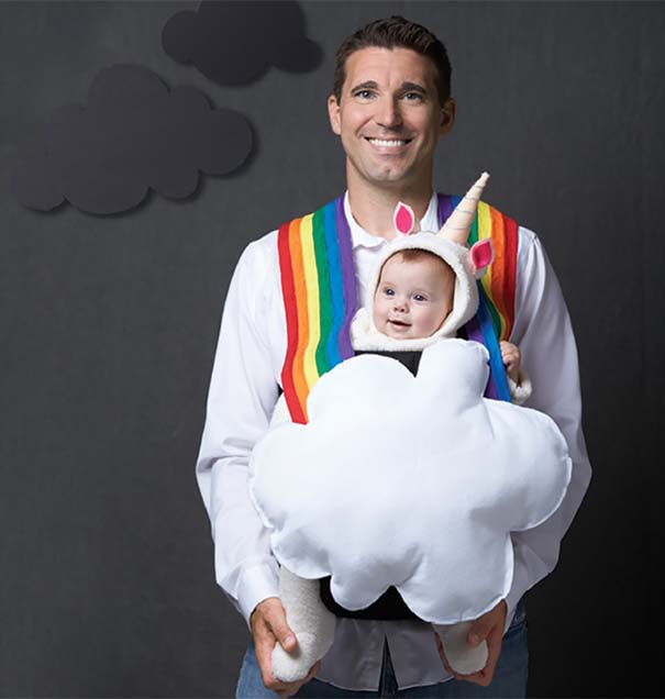 Επικές αποκριάτικες μεταμφιέσεις γονιών με το παιδί τους (4)