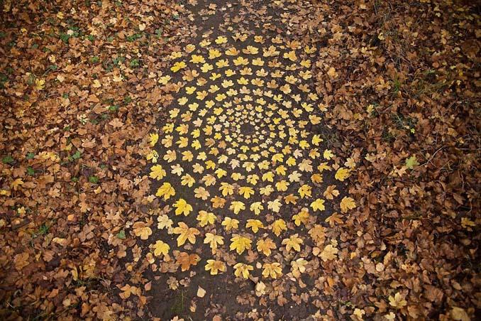 Καλλιτέχνης τακτοποιεί αντικείμενα της φύσης σε απίστευτους σχηματισμούς και το αποτέλεσμα θα σας μαγέψει (2)