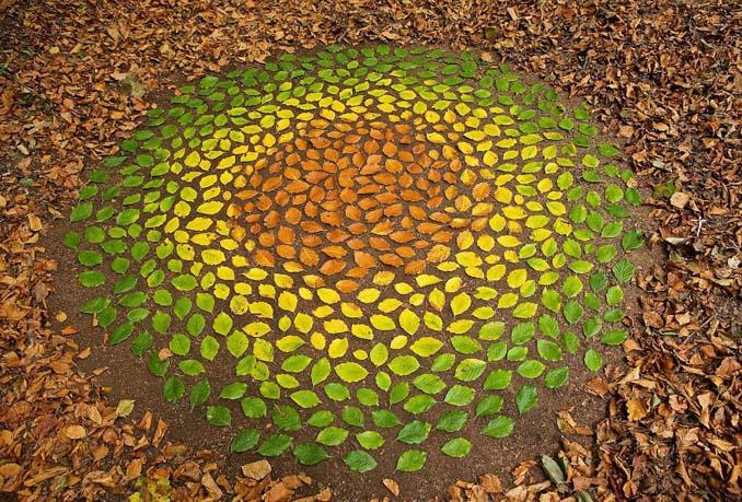 Καλλιτέχνης τακτοποιεί αντικείμενα της φύσης σε απίστευτους σχηματισμούς και το αποτέλεσμα θα σας μαγέψει (7)