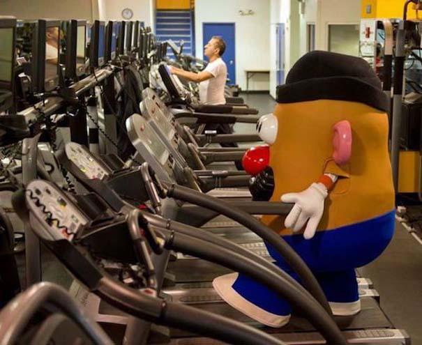 Περίεργες καταστάσεις και ευτράπελα στο γυμναστήριο (9)