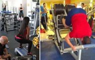 Περίεργες καταστάσεις και ευτράπελα στο γυμναστήριο (19)