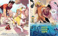 Σκίτσα με καταστάσεις που κάθε ιδιοκτήτης σκύλου θα καταλάβει (21)