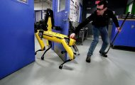 Θυμάστε το ρομπότ που ανοίγει πόρτες;