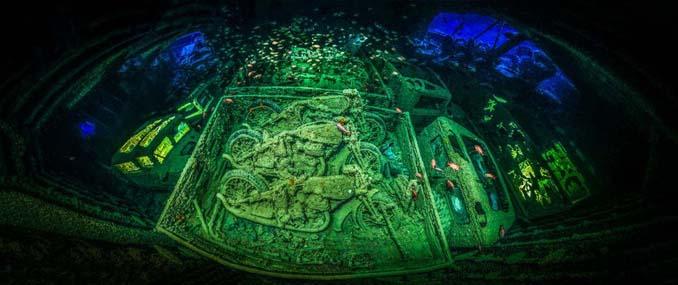Εντυπωσιακές φωτογραφίες από τον διαγωνισμό UK Underwater Photographer of the Year 2018 (10)