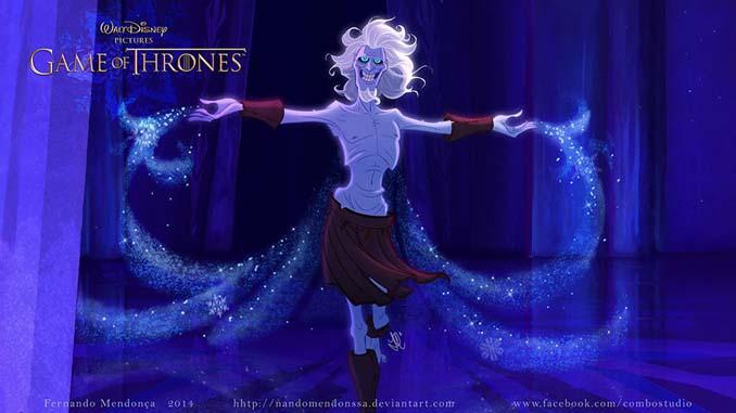 Αν το Game of Thrones ήταν δημιουργία της Disney (2)