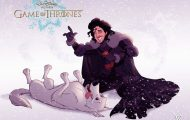 Αν το Game of Thrones ήταν δημιουργία της Disney (12)