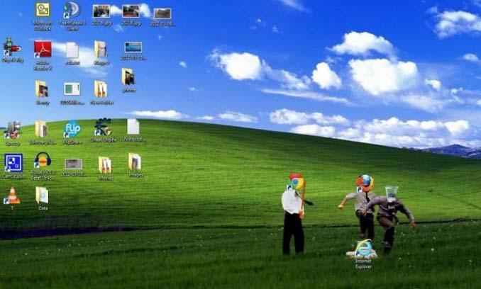 Τύποι που έχουν περάσει το desktop του PC τους σε άλλο επίπεδο (2)