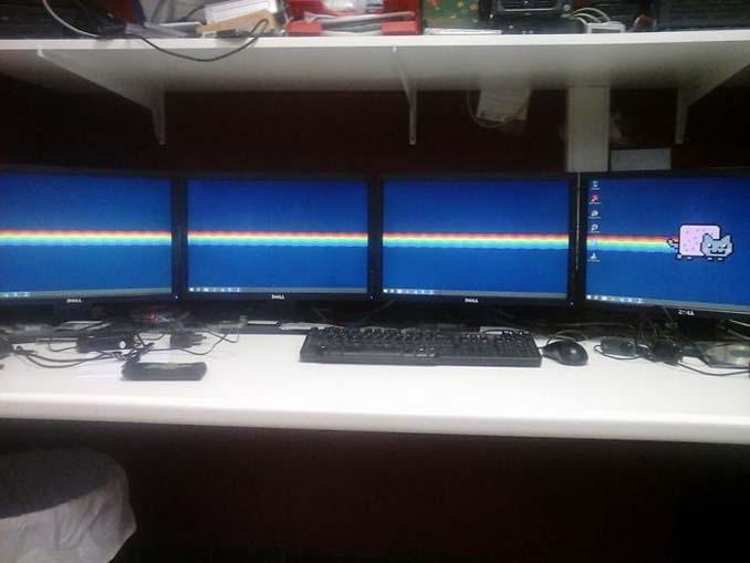 Τύποι που έχουν περάσει το desktop του PC τους σε άλλο επίπεδο (10)