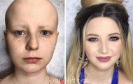 Γυναίκες πριν και μετά την μεταμόρφωση με μακιγιάζ που μοιάζουν άλλος άνθρωπος