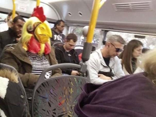 Παράξενες και κωμικοτραγικές φωτογραφίες στα μέσα μεταφοράς #34 (8)