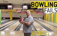 Κωμικοτραγικές στιγμές στο bowling