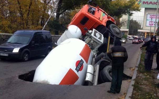 Ασυνήθιστα τροχαία ατυχήματα #49 (3)