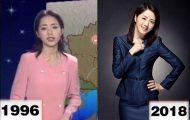 Παρουσιάστρια του καιρού από την Κίνα δεν έχει γεράσει καθόλου τα τελευταία 22 χρόνια
