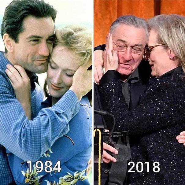 Δύο σπουδαίοι ηθοποιοί μετά από τρεις δεκαετίες | Φωτογραφία της ημέρας