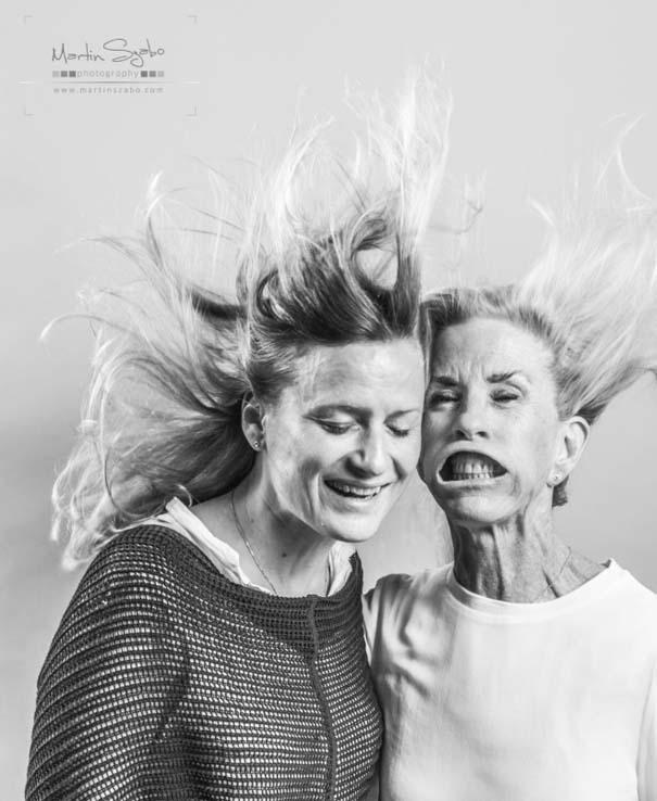 Πορτρέτα ανθρώπων μπροστά σε έναν φυσητήρα που εκτοξεύει αέρα με 385 χλμ/ώρα (7)