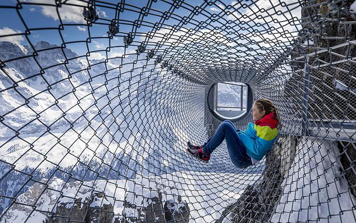9 περιπέτειες για ανθρώπους που δεν φοβούνται τα ύψη