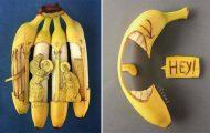 Καλλιτέχνης μετατρέπει μπανάνες σε έργα τέχνης και το αποτέλεσμα είναι απρόσμενα εντυπωσιακό (16)