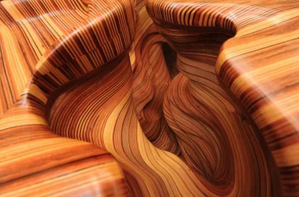 Εντυπωσιακά και περίτεχνα γλυπτά από ξύλο (6)