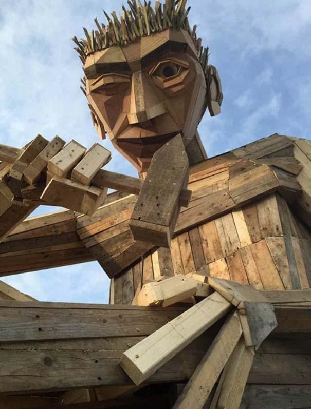 Εντυπωσιακά και περίτεχνα γλυπτά από ξύλο (7)