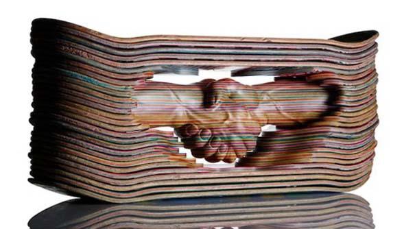 Εντυπωσιακά και περίτεχνα γλυπτά από ξύλο (9)