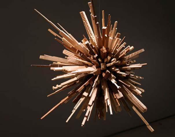 Εντυπωσιακά και περίτεχνα γλυπτά από ξύλο (12)