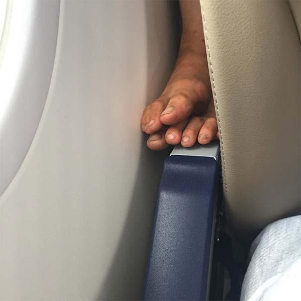 Επιβάτες αεροπλάνων που δεν θα ήθελες να κάθονται κοντά σου (1)