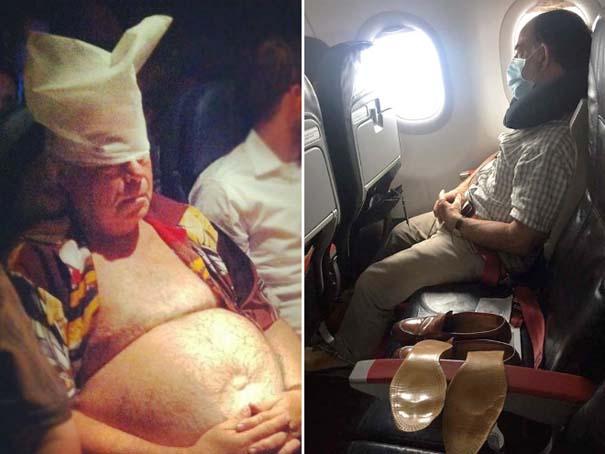 Επιβάτες αεροπλάνων που δεν θα ήθελες να κάθονται κοντά σου (2)