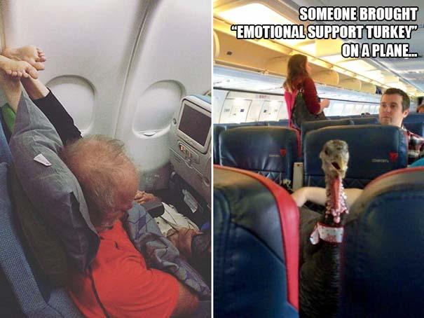Επιβάτες αεροπλάνων που δεν θα ήθελες να κάθονται κοντά σου (6)