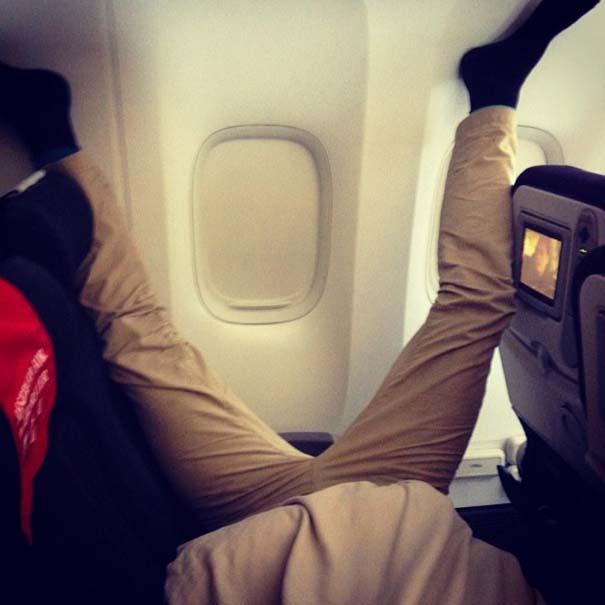 Επιβάτες αεροπλάνων που δεν θα ήθελες να κάθονται κοντά σου (7)