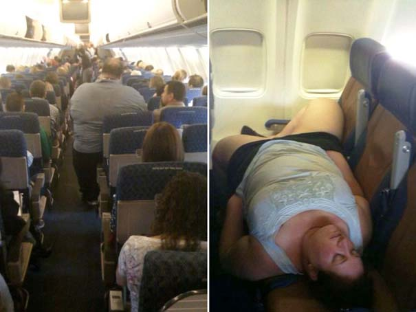 Επιβάτες αεροπλάνων που δεν θα ήθελες να κάθονται κοντά σου (10)