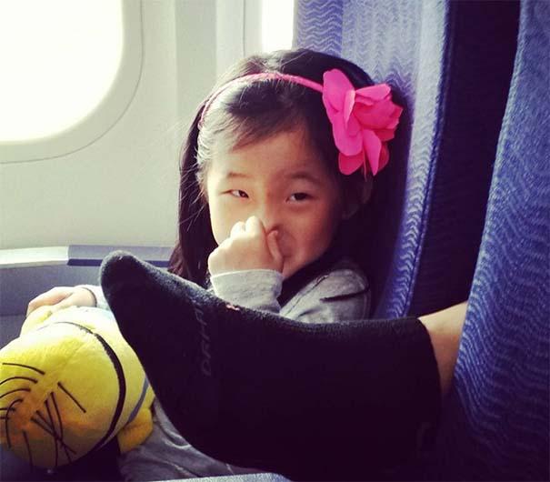 Επιβάτες αεροπλάνων που δεν θα ήθελες να κάθονται κοντά σου (11)