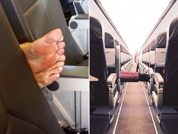 Επιβάτες αεροπλάνων που δεν θα ήθελες να κάθονται κοντά σου (12)