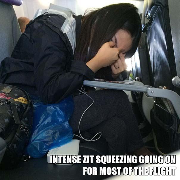 Επιβάτες αεροπλάνων που δεν θα ήθελες να κάθονται κοντά σου (14)