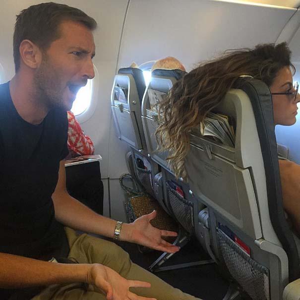 Επιβάτες αεροπλάνων που δεν θα ήθελες να κάθονται κοντά σου (15)