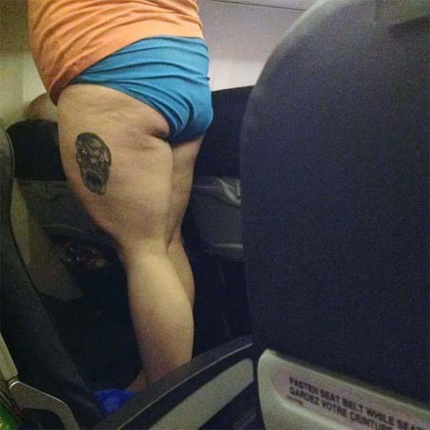 Επιβάτες αεροπλάνων που δεν θα ήθελες να κάθονται κοντά σου (19)