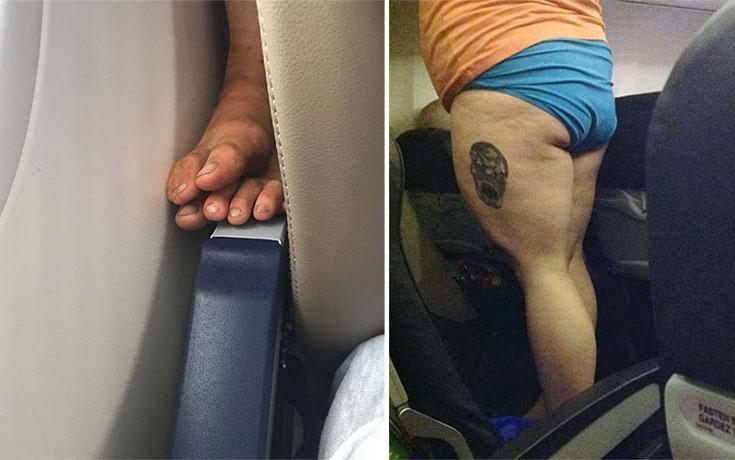 Επιβάτες αεροπλάνων που δεν θα ήθελες να κάθονται κοντά σου (20)